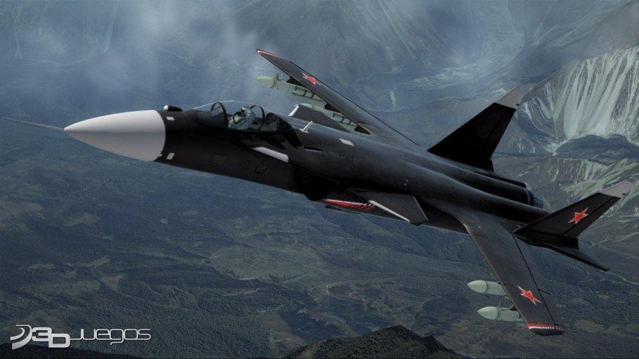Перейти к скриншоту из игры strong em Tom Clancy's H.A.W.X. 2/em/stro