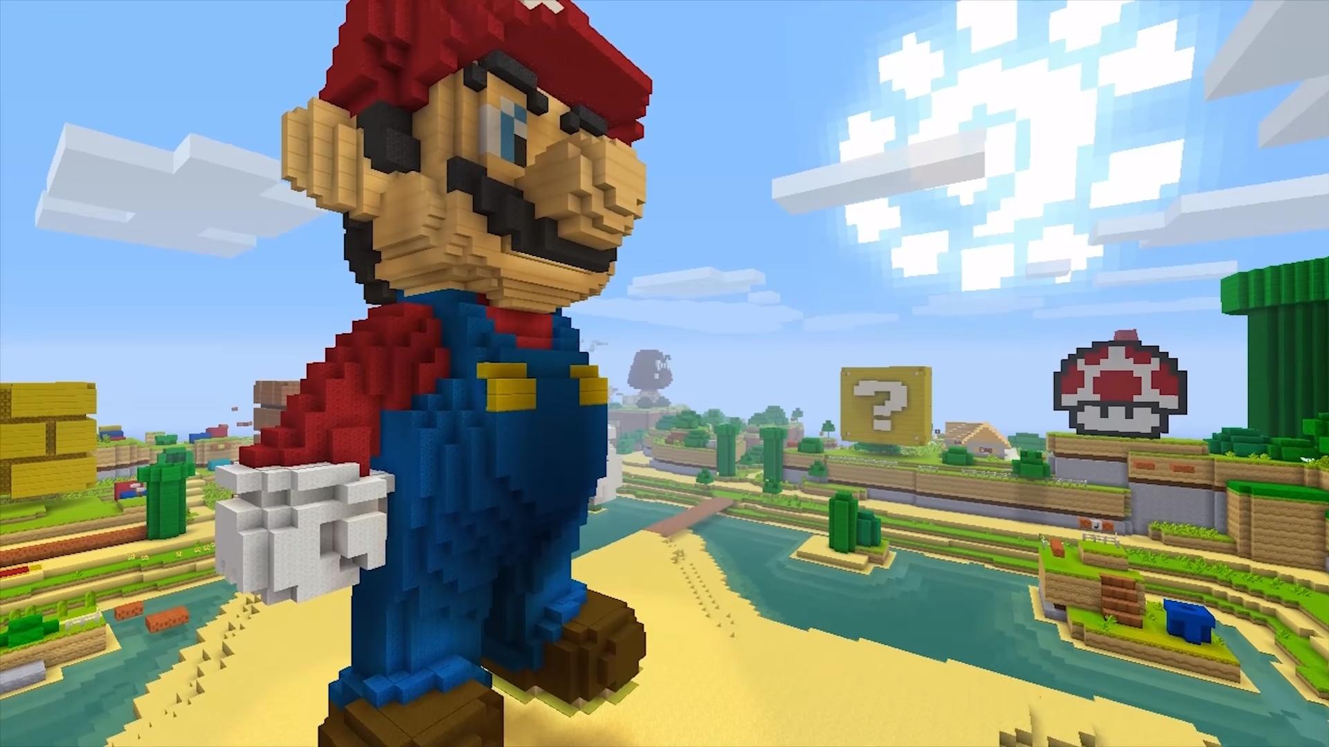 desvela que Nintendo preparaba un juego tipo Minecraft para N64