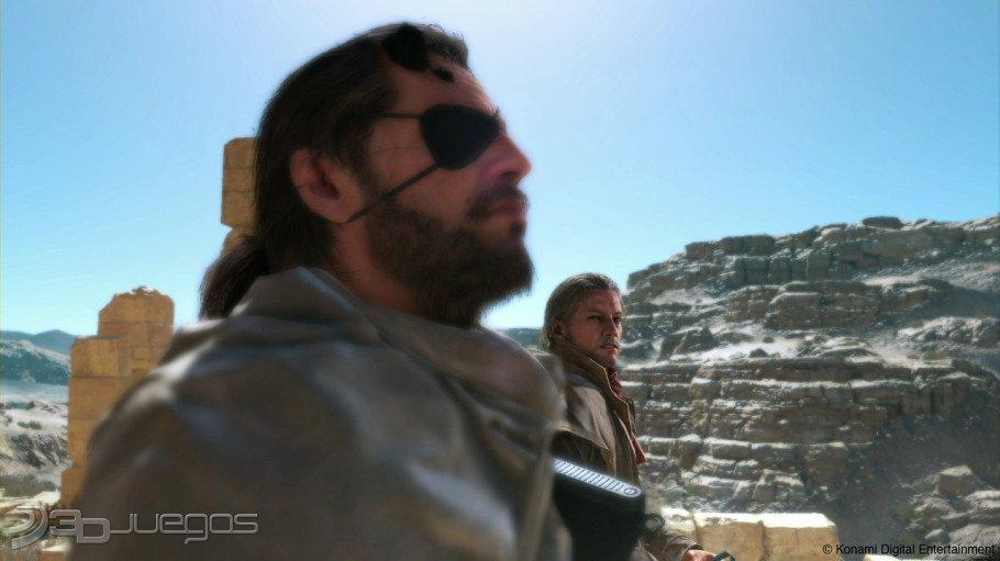 Imagen 13 de 71 de Metal Gear Solid 5: The Phantom Pain (PS3