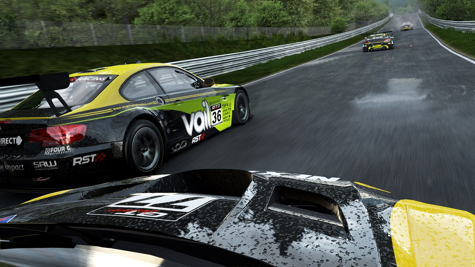 project cars confirma su llegada a ps4 y xbox one. Black Bedroom Furniture Sets. Home Design Ideas