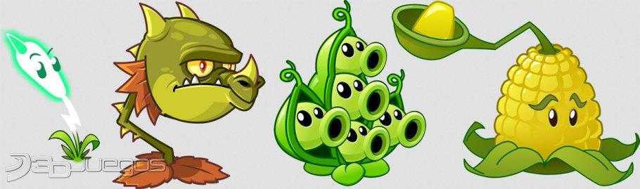 Plants vs Zombies 2 confirma su lanzamiento 18/07 - Identi