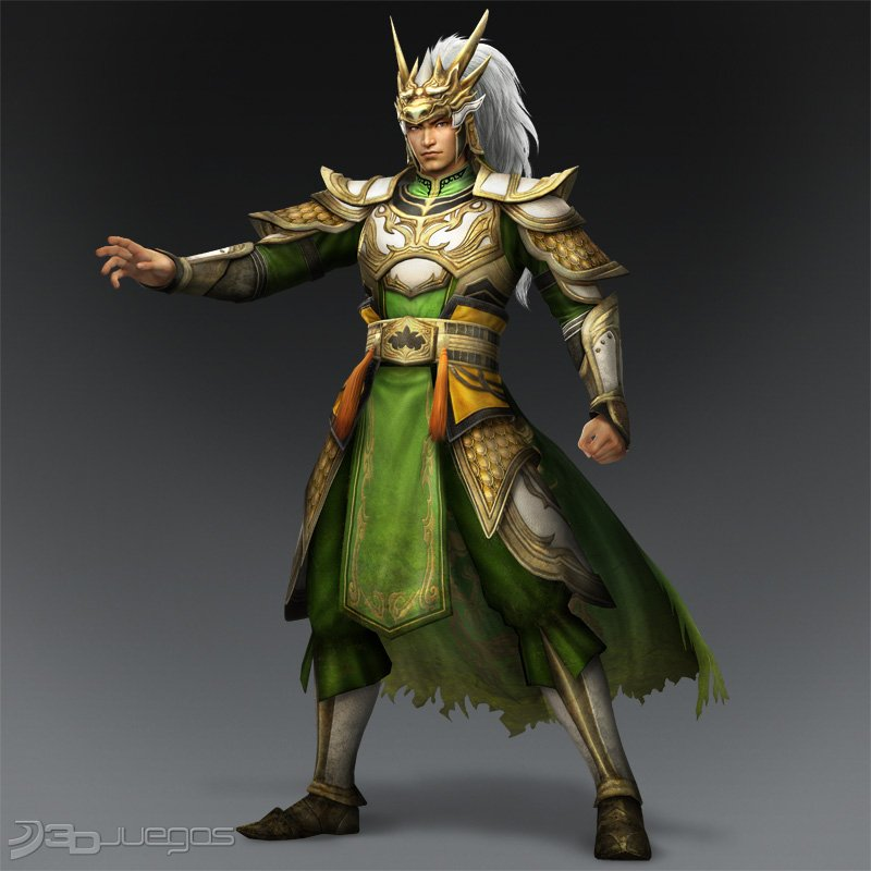 zhang fei dynasty warriors 8 - photo #26