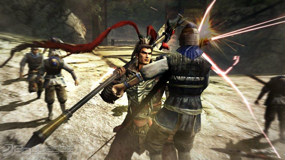 Dynasty Warriors 8 XBOX 360 Descargar