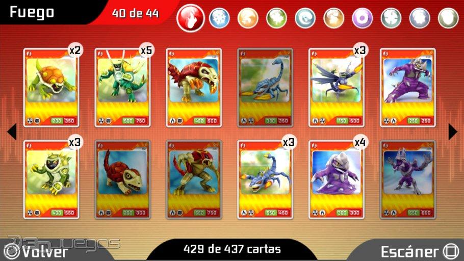 juegos gratis de invizimals