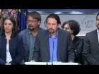 Video: Iniciamos el camino para presentar una moción de censura