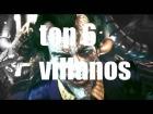 Video: Top 6 mejores villanos videojuegos