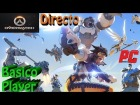 Video: Overwatch Gameplay Español | Let's play Overwatch | Competitiva T4 C6 | DIRECTO #959