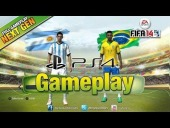Video FIFA 14 - FIFA14 | PS4 Copa Mundial de la FIFA 2014 - Gameplay