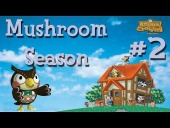V�deo Animal Crossing - Vamos a celebrar con Animal Crossing Parte 2 - Mushroom Season