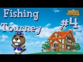 V�deo Animal Crossing - Vamos a celebrar con Animal Crossing Parte 4 - Fishing Tourney