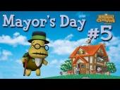 V�deo Animal Crossing - Vamos a celebrar con Animal Crossing Parte 5 - Mayor\'s Day