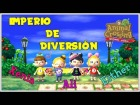 Video: ACNL Welcome Amiibo | Imperio de Diversión con Ali, Esther y Xenia