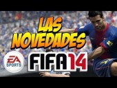 Video FIFA 14 - FIFA 14: �Las novedades! V�deo-avance exclusivo