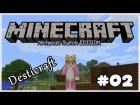 Video: Minecraft Switch Edition Desticraft #02 | UNA NOOB MUY NOOOB