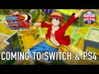 Video: One Piece: Unlimited World Red Deluxe Edition - PS4, Nintendo Switch y PC
