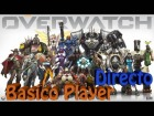 Video: Overwatch Gameplay Español | Let's play Overwatch | Modo Arcade: 3c3 | DIRECTO #686