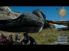 Video: Gameplay Final Fantasy XV Nº2 Robando la gema al cuervo