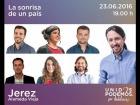 V�deo: Unidos Podemos en Jerez de la Frontera (C�diz)