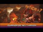 Video: Guarida de Neltharion!! Mítica +7 - Chamán Resto - Recorremos la senda del dragón negro!