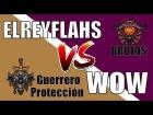 Video: Elreyflahs TV - Elreyflahs VS Wow - Brujo [Capitulo 1]