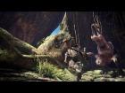 Video: Monster Hunter World - Armas de cazadores en acción