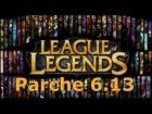 V�deo: God Tier Patch 6.13 | Tier list 6.13 | SoloQ God Tier | LoL tier list | Champion tier list