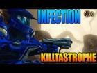 Video: Halo 5: Guardians - Infection Killtastrophe + 2 Killtrocity