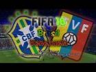 V�deo: Rumbo a Rusia 2018: Brasil - Venezuela (FIFA 16)