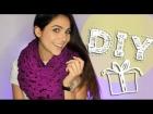 V�deo: DIY: �Teje una bufanda infinita con tus manos!