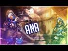V�deo: ANA | OVERWATCH | NUEVA HERO�NA | GU�A Y GAMEPLAY