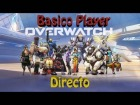 Video: Overwatch Gameplay Español | Let's play Overwatch | Competitivo T3 C38 | DIRECTO #767