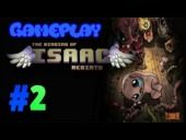"V�deo Plants vs. Zombies - THE BINDING OF ISAAC REBIRTH / GAMEPLAY / #2 / ""ALL BOSSES EPIC"""