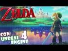Video: The Legend Of Zelda Ocarina Of Time Remake/Unreal Engine 4/El Mejor Fan Made Que He Visto