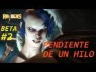 Video: RAIDERS OF THE BROKEN PLANET BETA #2 | PRÓLOGO | PENDIENTE DE UN HILO