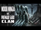 Video: Noob Ninja vs Premade Sabo Clan Dead By Daylight