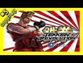 Video Tekken Revolution - Gameplay// Tekken Revolution Paul Phoenix Parte 1/2