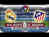 "Video FIFA 14 - EL D�A DEL ""DERBI""!! ""REAL MADRID - ATLETICO DE MADRID"" - #LIGABBVA - Jornada #3 - FIFA14"