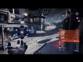 Video Destiny - Destiny pvp en la luna, HEADSHOT!!!