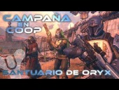 Video Destiny - Destiny - Walkthrough #7 - Santuario de Oryx - Coop - Dif�cil - Espa�ol- Gu�a 100%