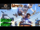 V�deo: Overwatch Gameplay Espa�ol | PC XONE PS4 HD | Let's play Overwatch | DIRECTO #484