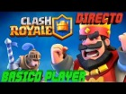Video: Clash Royale Gameplay Español | Free to play | Let's play Clash Royale | DIRECTO #852