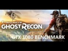 Video: Tom Clancy's Ghost Recon  Wildlands BETA - GTX 1080  MAXED OUT