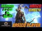 Video: Overwatch Gameplay Español | Let's play Overwatch | Partidas Arcade - HANZO | DIRECTO #867