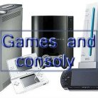 Games and consoly