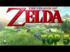 V�deo: TOP 5 Juegos de The Legend of Zelda