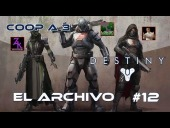 Video Destiny - Destiny - Walkthrough #12 - El archivo - Coop - Dif�cil - Espa�ol- Gu�a 100%