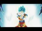 Video: Goku vs Toppo - Kamehameha en Castellano (Pablo Domínguez) - Dragon Ball Super