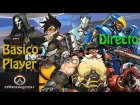 V�deo: Overwatch Gameplay Espa�ol | PC XONE PS4 | Let's play Overwatch | Competitiva T2 C22 | DIRECTO #548