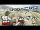 Video: EL TIRO PERFECTO!! Y AUN ASI PERDEMOS!? GTA V ONLINE Todo VS Todo Último Equipo En Pie