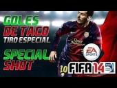 V�deo FIFA 14 - FIFA 14 | Como hacer goles de taco | Gol de lujo [PS3 PS4 Xbox360 One]